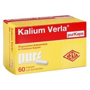 KALIUM VERLA purKaps