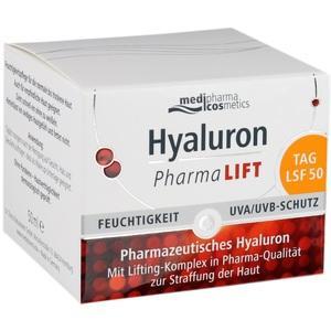 HYALURON PHARMALIFT Tag Creme LSF 50