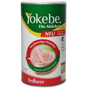 YOKEBE Erdbeer NF Pulver