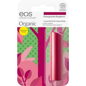 EOS Organic Lip Balm pomegranate raspberry Stick