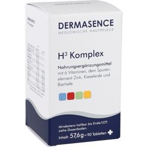DERMASENCE H3 Komplex Tabletten