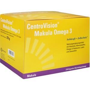 CENTROVISION Makula Omega-3 Kapseln