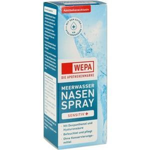 WEPA Meerwasser Nasenspray sensitiv+