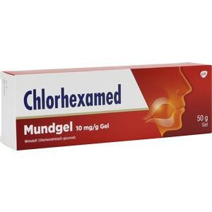 CHLORHEXAMED Mundgel 10 mg/g Gel