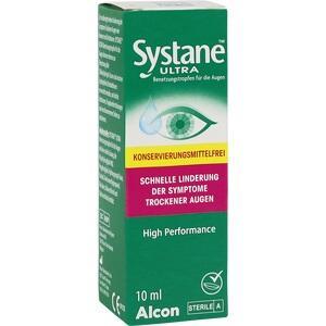 SYSTANE Ultra Ben.f.d.Augen o.Konservierungsmittel