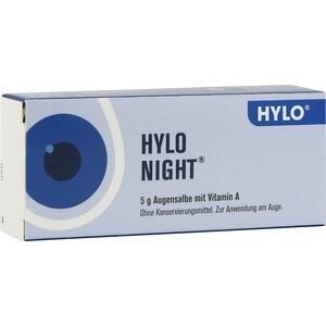 HYLO NIGHT Augensalbe