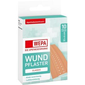 WEPA Wundpflaster Classic 6 cmx1 m