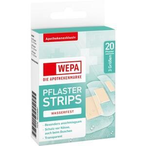 WEPA Pflasterstrips wasserfest 3 Größen