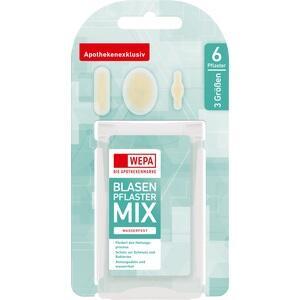 WEPA Blasenpflaster Mix 3 Größen