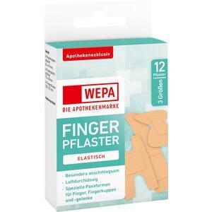WEPA Fingerpflaster Mix 3 Größen