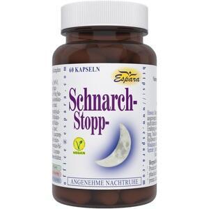 SCHNARCH-STOPP Kapseln