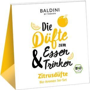 BALDINI 3er Set Zitrusdüfte Bio-Aromen