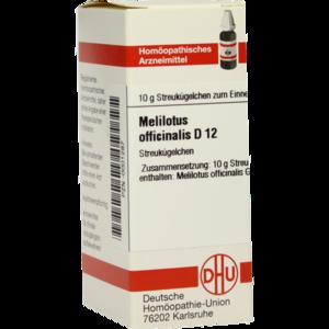 MELILOTUS OFFICINALIS D 12 Globuli