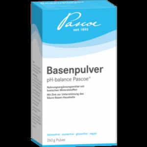 BASENPULVER Pascoe