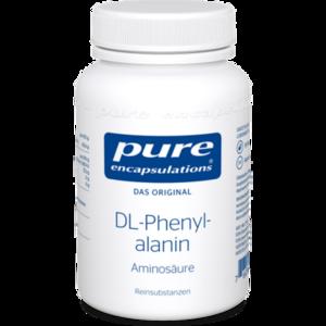PURE ENCAPSULATIONS DL-Phenylalanin Kapseln