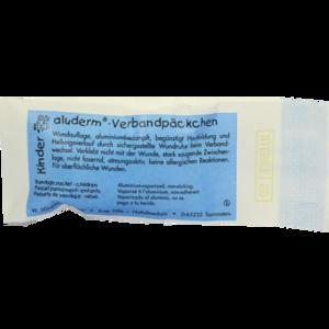 ALUDERM Kinder Verbandpckg.klein 4 cmx2 m