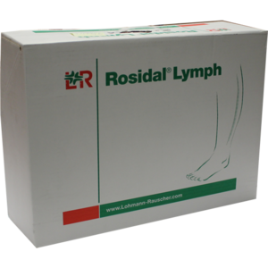 ROSIDAL Lymph Bein groß