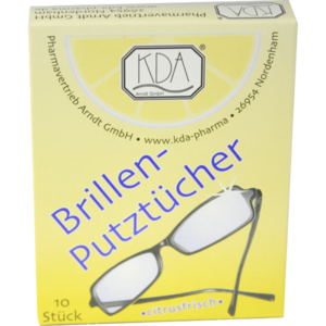 BRILLENPUTZTÜCHER KDA