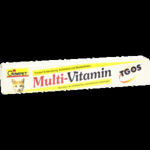 GIMPET Multi-Vitamin Paste Plus m.Tgos für Katzen