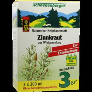 ZINNKRAUT SAFT Schoenenberger Heilpflanzensäfte