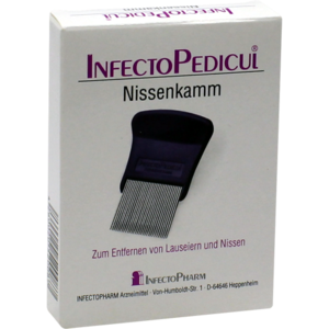 INFECTOPEDICUL Nissenkamm