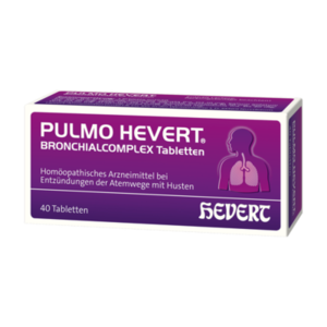 PULMO HEVERT Bronchialcomplex Tabletten