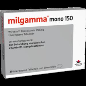 MILGAMMA mono 150 überzogene Tabletten