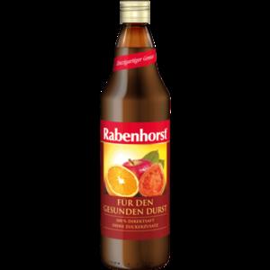 Rabenhorst Für den gesunden Durst
