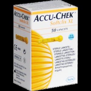 ACCU CHEK Softclix Lancet XL