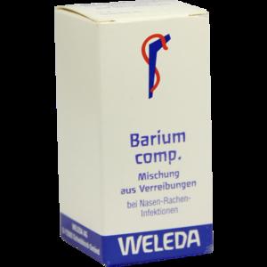 BARIUM COMP.Trituration
