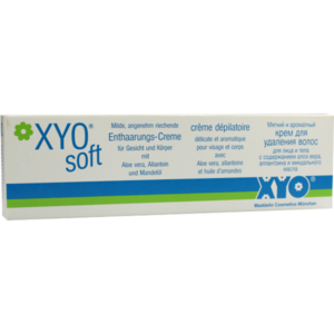 XYO SOFT Enthaarungscreme Tube