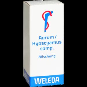 AURUM/HYOSCYAMUS comp.Mischung