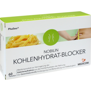 NOBILIN Kohlenhydrat-Blocker Tabletten