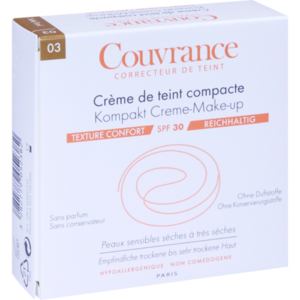 AVENE Couvrance Kompakt Make-up reich.sand 03 Neu