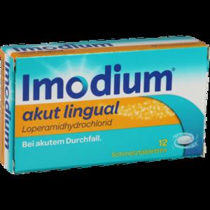 Imodium akut lingual Tabletten