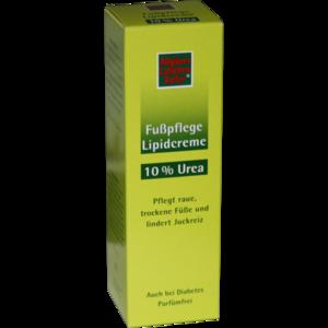 ALLGÄUER LATSCHENK. 10% Urea Fuß Lipidcreme