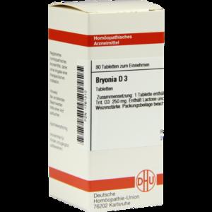 BRYONIA D 3 Tabletten