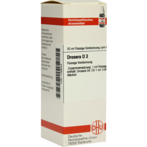 DROSERA D 3 Dilution