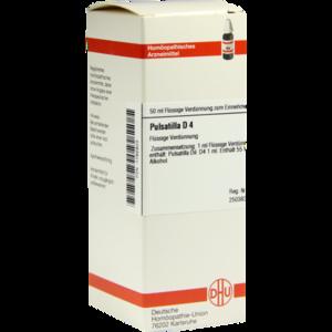 PULSATILLA D 4 Dilution