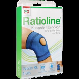 RATIOLINE active Kniegelenkbandage Gr.XL