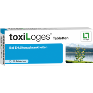 TOXILOGES Tabletten