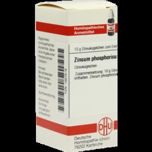 ZINCUM PHOSPHORICUM D 12 Globuli