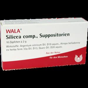 SILICEA COMP.Suppositorien