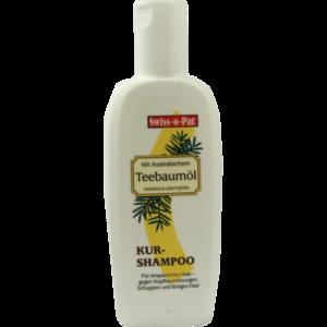 TEEBAUM ÖL KUR Shampoo Swiss O-Par