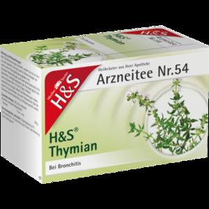 H&S Thymian Tee Filterbeutel