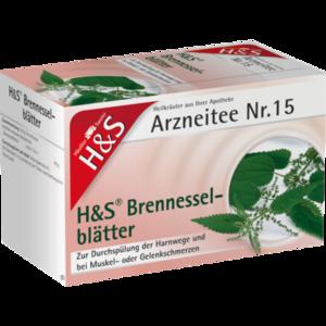 H&S Brennesselblätter Filterbeutel