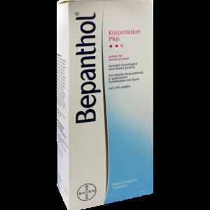 BEPANTHOL Körperlotion Plus Spenderflasche