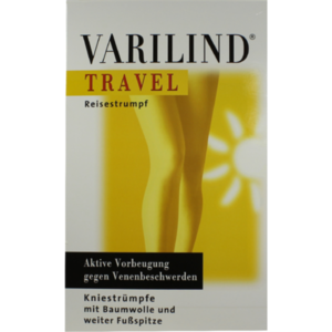 VARILIND Travel 180den AD S BW anthrazit