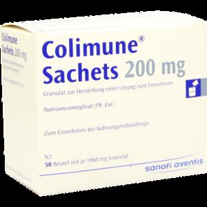 COLIMUNE S 200 Granulat Sachet a 1960 mg