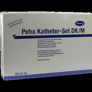 PEHA KATHETER Set DK/M